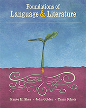 foundations of language and literature book cover